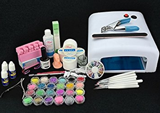 Kit de manucure semi-permanent Elite99