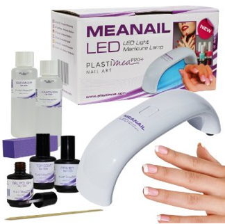 Kit LED light Meanail