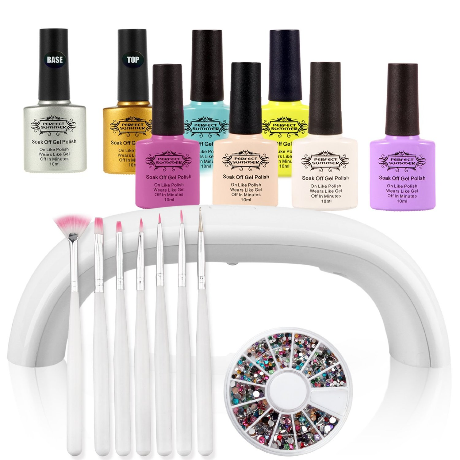 Kit vernis LED Mini