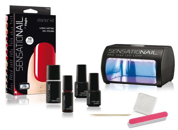 Kit Starter Sensationail