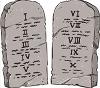 10 commandements